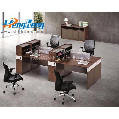 定制屏风办公桌-WA514