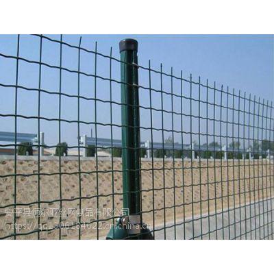 球场围网厂家/波浪形护栏网/道路护栏网/厂区围网