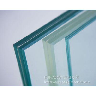 重庆夹层玻璃厂家定制安全型夹层玻璃