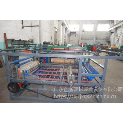 创新公司推荐大型玻镁板生产线 玻镁复合板设备销售