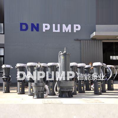 筒式泵站专用排水设备大流量高效能简易快速安装