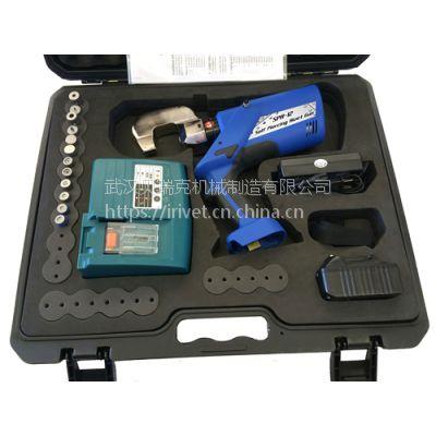 电热膜卡子专用铆接设备,手持便携式户外铆钉枪,贝瑞克电热膜卡子电动铆钉枪