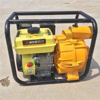 190动力抽水泵 池塘抽水泵 地下室排水泵