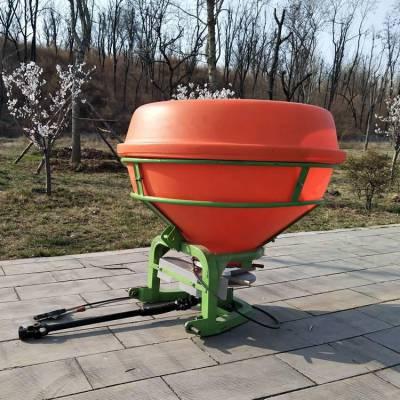 旭阳供应后悬挂式撒肥机高质量化肥抛撒机农用颗粒肥撒播机