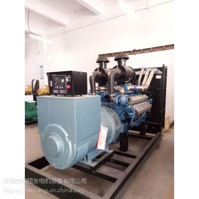 上海东风SYG258TAD51发电机厂家直销、发电机组租赁、450KW发电机出售