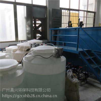 厂家直销 钢管厂污水处理净化设备不锈钢全自动一体式设备 可找晨兴制造