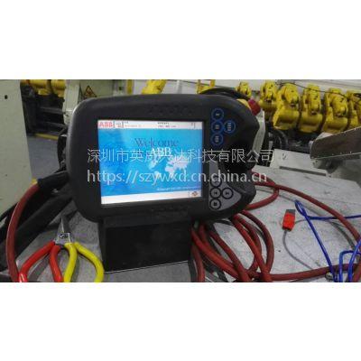 ABB机械手控制板 主机跟示教器编程器通信故障维修