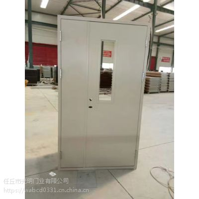 供应西藏那曲阿里林芝市钢质防火门厂家