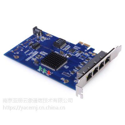HDLC-PCIE RS232同步串口卡 --- PCI Express总线接口卡