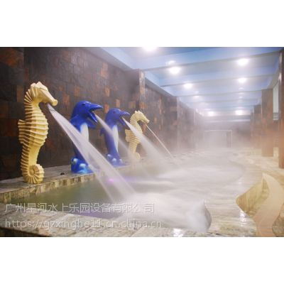 潮州温泉水疗池设备建造公司