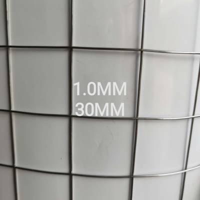 供应304材质不锈钢焊接网 防鼠网6-12毫米钢丝网