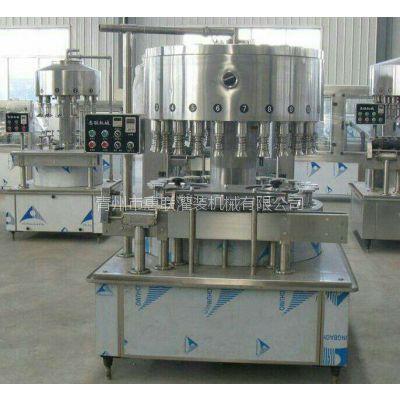 二十四头白酒灌装机酒厂装瓶生产线自动装酒生产线