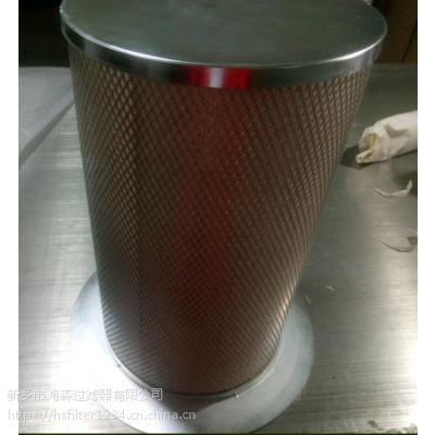 主油泵入口滤芯 HQ25.300.11Z哈汽汽轮机滤芯