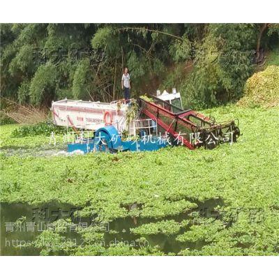 河道水面清污船、全自动清草船、水域清洁机械
