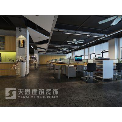 合肥办公室装修设计 四个设计主旨