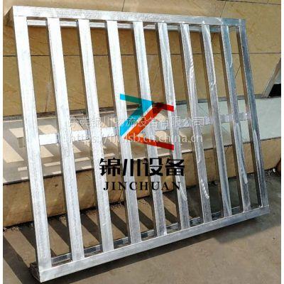 东莞锦川定制各式非标钢制托盘 铁卡板 铁托盘 金属托盘