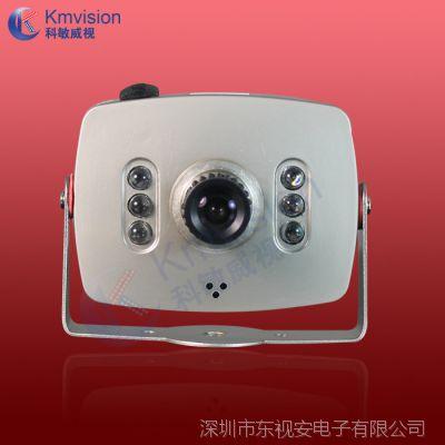 CV201高清安防 红外监控摄像头 6灯方型CCTV摄像机