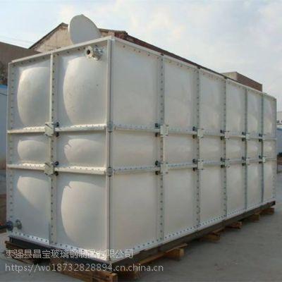 玻璃钢水箱厂提供玻璃钢消防水箱一站式服务