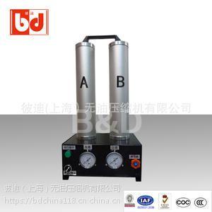 彼迪分子筛 小型吸附式干燥机 BD001X 空压机后处理