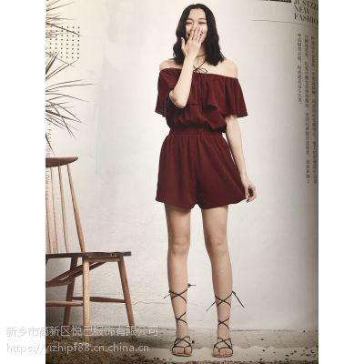 创格17夏装夏银川春美多折扣女装连衣裙品牌女装排行榜多色供选多种面料连衣裙