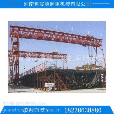 河南矿山门式起重机 造船门式机 低价位