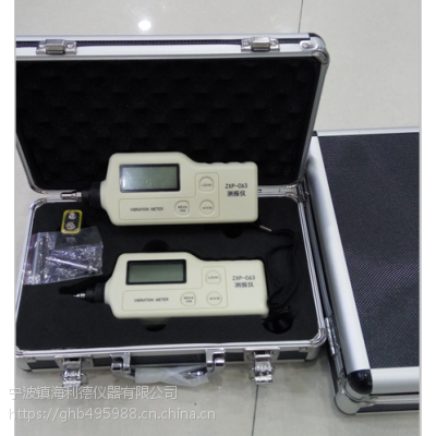手持便携式测振仪ZXP-C63测电机/轴承振动