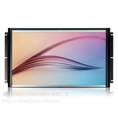 视瑞特 21.5寸 阳光下可视1000cd/m²亮度光感显示器 嵌入式铁壳显示器 P215-9AH