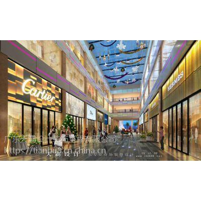 信阳商业空间设计认准天霸设计公司更具冲击力