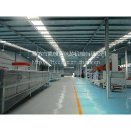 饮料包装生产线机械设备