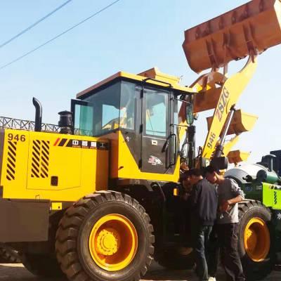 中首重工装载机价格山东厂家轮式铲车