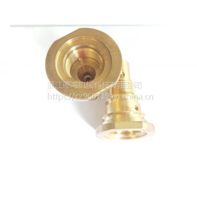 CNC加工中心 铜嵌件 厂家定制 汽配件