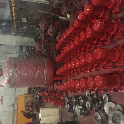 XBD15/20G-FLG消防泵/喷淋泵/消火栓泵使用说明,水泵流量与功率
