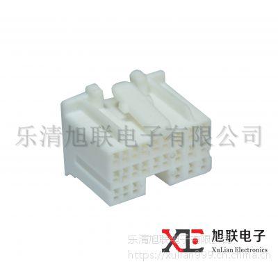 供应优质汽车连接器国产316371-1泰科插件24芯现货