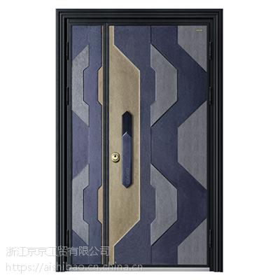爱仕堡甲级防盗门 铸铝门 拼接安全门性价比