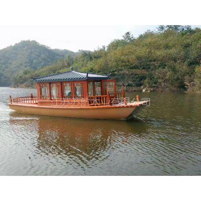 贵州小电动船 小观光船 景区观光游船