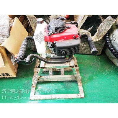 济宁恒旺 便携式取样钻机 HW-B10背包钻机 汽油手持式取芯机 厂家直销