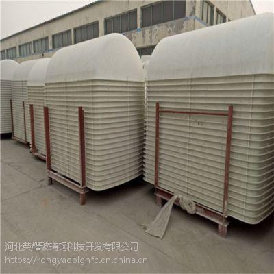 批量供应一体化玻璃钢生物化粪池_订做整体式玻璃钢化粪池