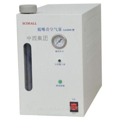 中西DYP 低噪音空气泵 型号:TJ27-2000库号:M157425