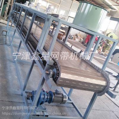 鑫星牌不锈钢网带烘干机烘烤机械的平面输送厂家