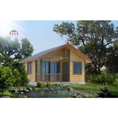 供应厂家直销现代2*4美式小木屋
