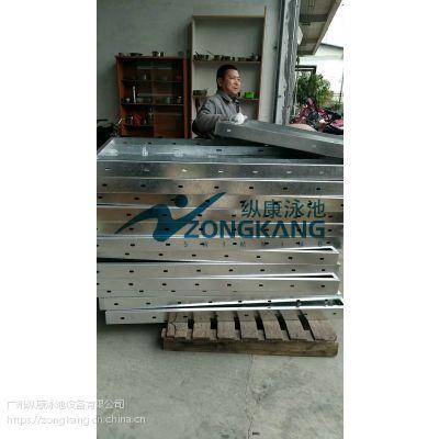 恒温过滤设备 / 钢结构泳池生产厂家/广州纵康泳池设备
