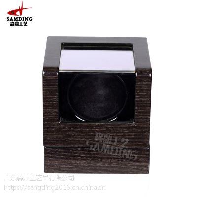 男款实木表盒,木制手表盒厂家,男装表木盒销售-森鼎工艺