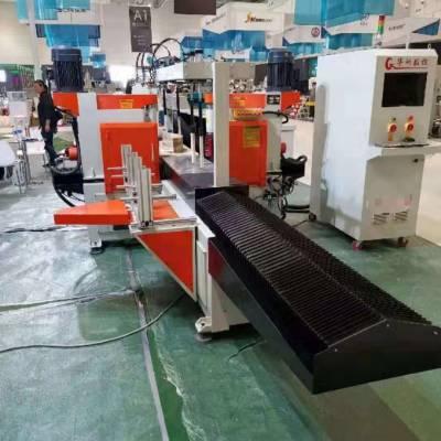 华洲数控木工双面铣、铣床、数控刨铣机,售后保证