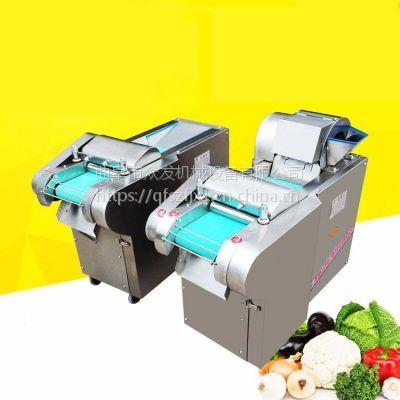 大型1000型切菜机 炊事机械土豆机 多功能切菜机厂家
