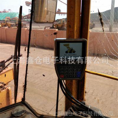 内蒙古安装铲车秤称重系统砂石装载机电子称铲车计量仪磅5吨8吨