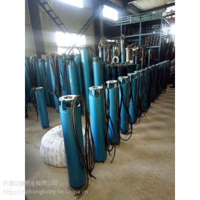 大功率热水深井泵,QJR温泉井用潜水泵,耐高温热水深井泵