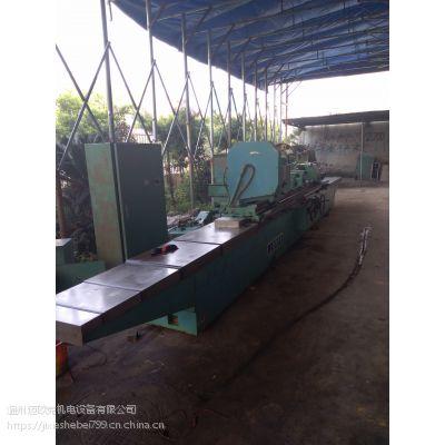 3米轧辊磨床型号MQ8450B,二手上海3米轧辊磨床