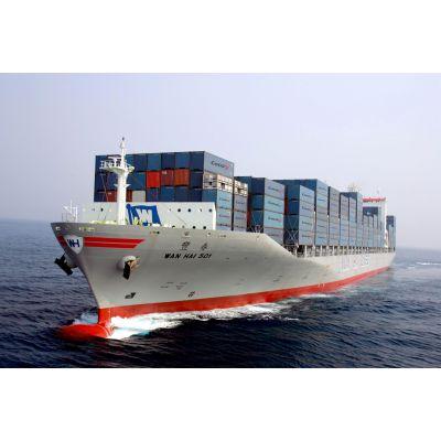 顺德整柜新家具海运加拿大温哥华海运双清关