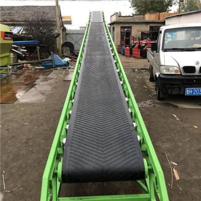 经济实用皮带机 产品研发带式运输机 耐磨损橡胶防滑输送机