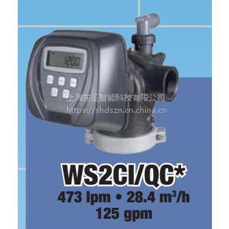 克拉克WS2CI/QC Clack水处理专用控制阀美国克拉克原装进口全自动